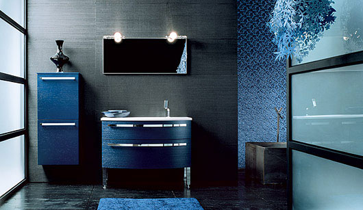 - Mobili bagno blu ...